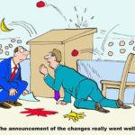 Conduire et réussir le changement